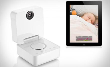 Elektroniczna niania Smart Baby Monitor
