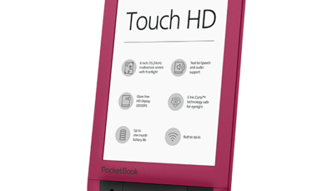 Touch HD Ruby Red