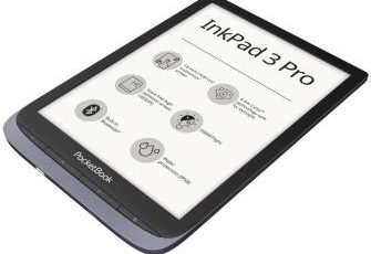 PocketBook InkPad 3 Pro Szary z etui + 1100 ebooków GRATIS!